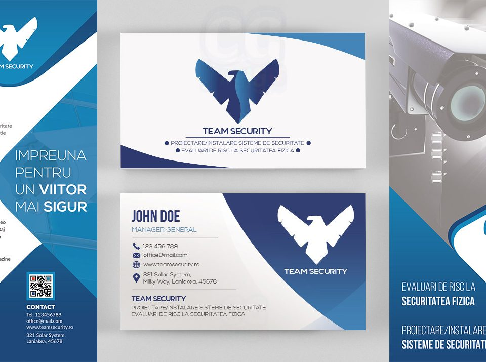 KinderPediatric Business Card Design - CG Design
